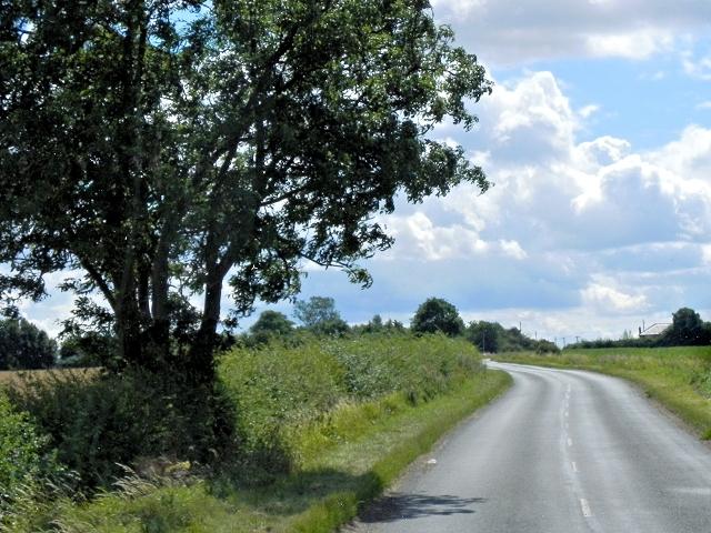 Folly Road (B1063), Hundon