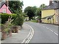 TL8146 : Cavendish, Melford Road by David Dixon