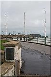 TR3752 : Deal Pier by Ian Capper