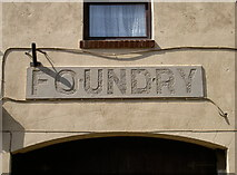 ST0743 : Foundry in Swain Street by Neil Owen
