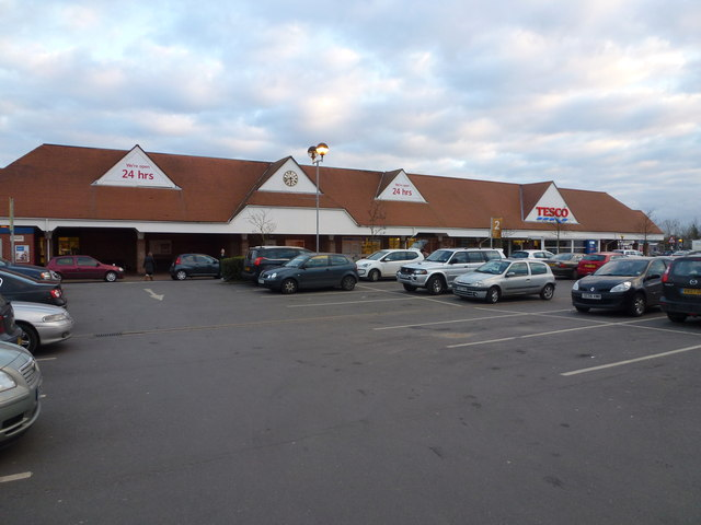 Tesco Wisbech - The last day of trading - No3
