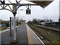 TQ1568 : Hampton Court station by Marathon
