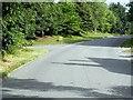 TL9447 : A1141 Crossroads, Brent Eleigh by David Dixon