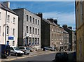 J4844 : Solicitors' offices in English Street, Downpatrick by Eric Jones
