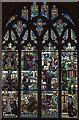 TG2308 : Bauchon Window, Norwich Cathedral by J.Hannan-Briggs