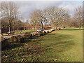 SK5346 : Bulwell Hall Park, Bulwell NG6, Notts. by David Hallam-Jones