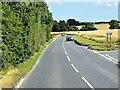 TM0144 : A1141 near Kersey Mill by David Dixon