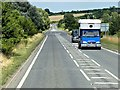 TM0243 : Hadleigh Bypass, A1071 by David Dixon