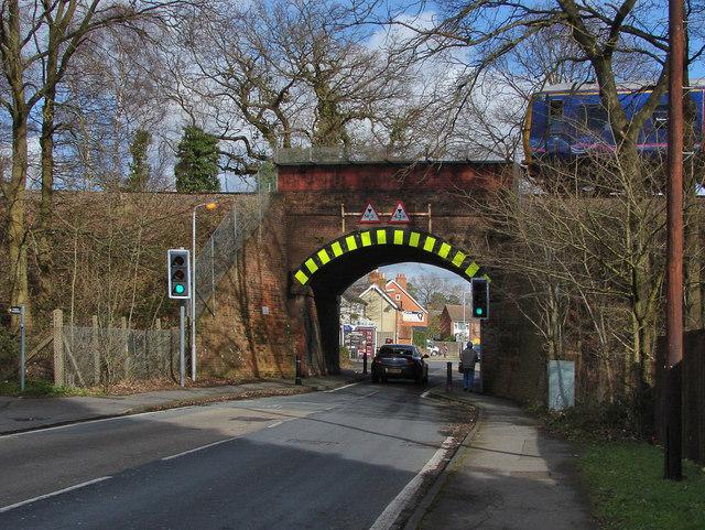 Railway Bridge, Sandhurst