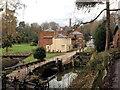 SJ8382 : Quarry Bank Mill at Styal by David Dixon