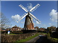 TQ5804 : Polegate Windmill by PAUL FARMER