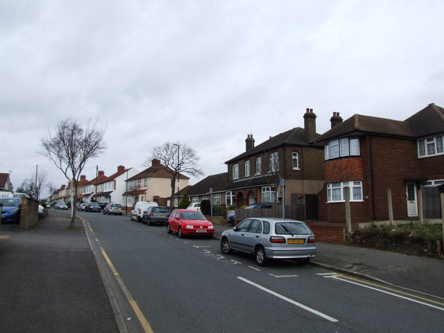 Lulworth Road, Welling