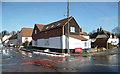 SU2675 : Groundwater Flooding in Aldbourne 1 by Des Blenkinsopp