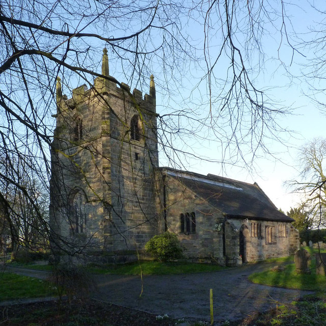 Church of St Wilfrid, Egginton