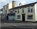 ST3288 : Two vacant premises in Maindee Square, Newport by Jaggery