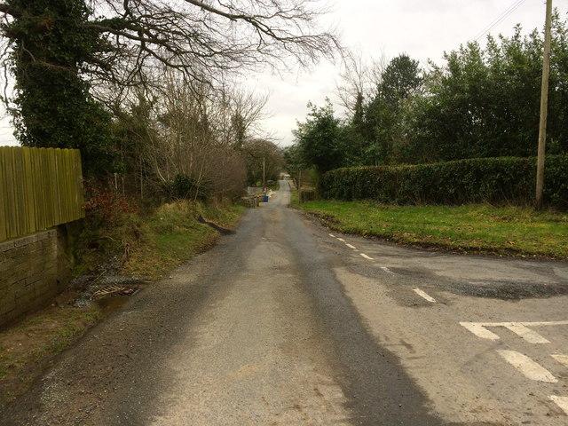 Derrywilligan Road, Mullaghglass