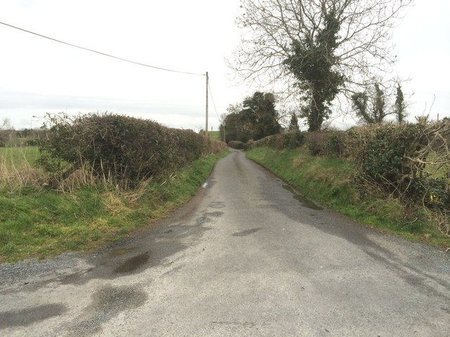 Road at Mullaghglass