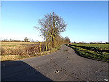 TM4087 : Polls Lane, Ringsfield by Adrian Cable