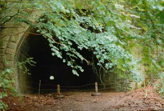 Severn Bridge railway tunnel