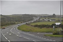 SX1171 : North Cornwall : The A30 by Lewis Clarke