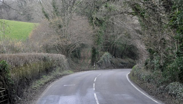 North Cornwall : The A389