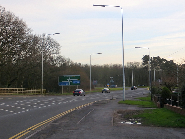 A460, Featherstone