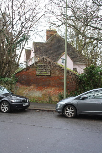 Outbuilding at #13 Iffley Turn