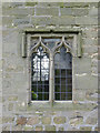 SK2329 : North aisle window, Marston Church by Alan Murray-Rust