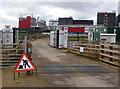 SK2229 : Marston Lane by Alan Murray-Rust