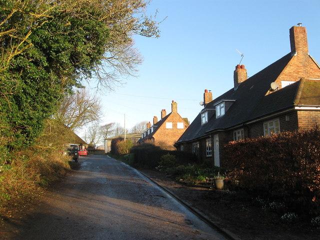 Cottages, Balmer