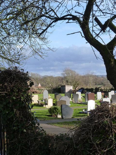 Rolleston Cemetery