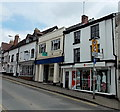 SO7137 : British Red Cross charity shop in Ledbury by Jaggery