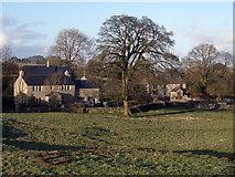 SK1272 : Crossroads Farm by Stephen Burton
