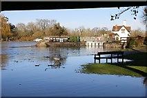 SU5980 : Under the Bridge by Bill Nicholls