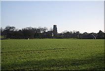 TG2834 : St Botolph's Church, Trunch by N Chadwick