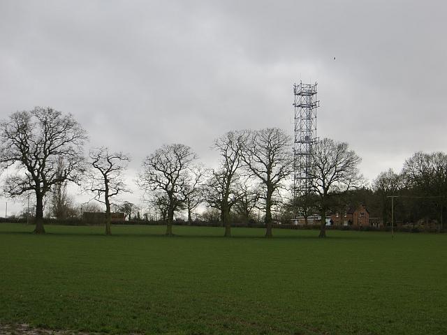 Telecommunications tower, Plex
