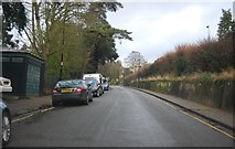 TM1645 : Westerfield Rd by N Chadwick