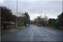 TM1645 : Westerfield Rd, northbound by N Chadwick