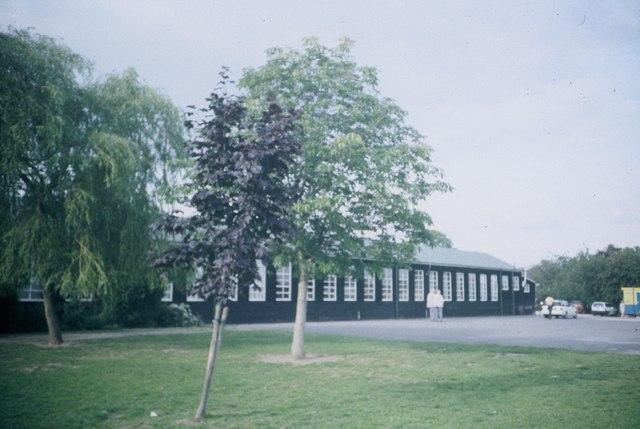 Former Harvey Road School, Croxley Green