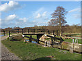 SU9947 : St Catherine's Lock by Alan Hunt