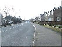 SE0729 : School Lane - Riley Lane by Betty Longbottom