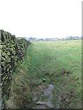 SE0729 : Footpath - School Lane by Betty Longbottom