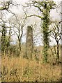 SX7458 : Chimney, Larcombe by Derek Harper