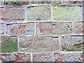 SJ4921 : Wall, Shotton Hall by Richard Webb