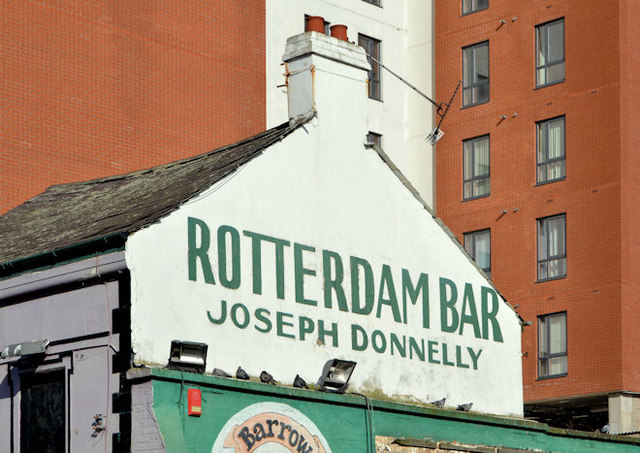"The former ""Rotterdam Bar"", Belfast - February 2014(3)"