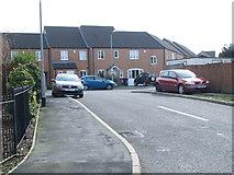 SE0729 : Hill Royd Close - Field Head Lane by Betty Longbottom