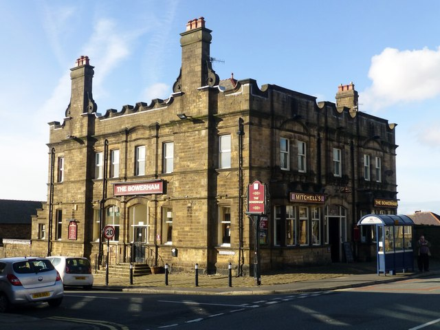 The Bowerham Hotel