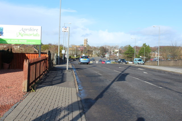 Station Road, Ayr
