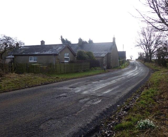 High Trewhitt, Northumberland