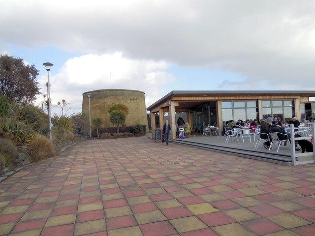 Western View Café, Eastbourne